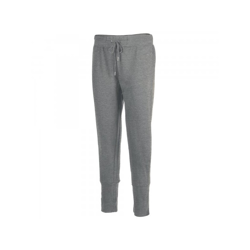 Pantalon Largo Combi Melange Mujer