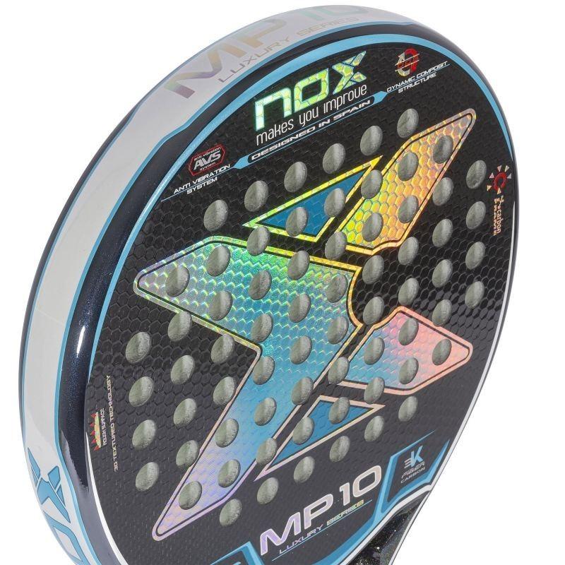 Pádel Nox Luxury MP10