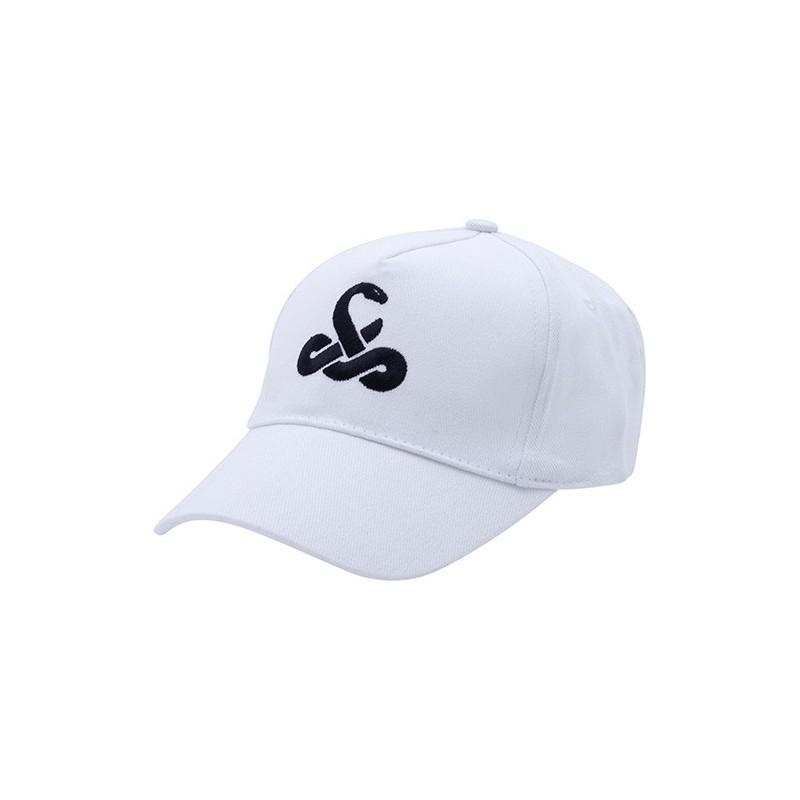 Cappellino bianco squadra Vibor-A