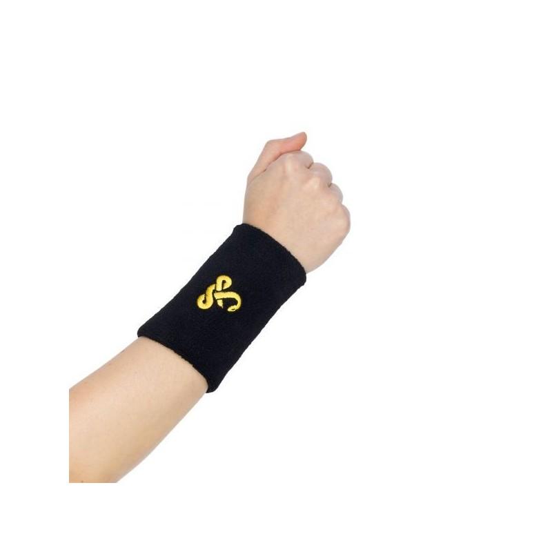 Pack Vibor-A 2 Wristbands 12 Cm Black