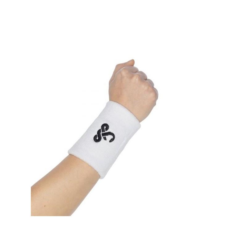 Pack Vibor-A 2 Wristbands 12 Cm White