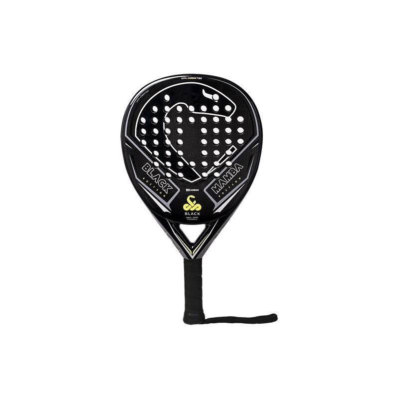 Padel Racket Vibor-A Mamba Black 1K