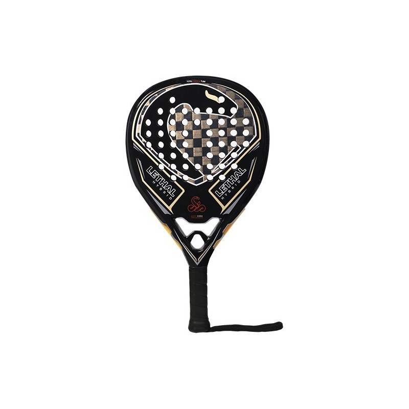 Padel Racket Vibor-A Lethal Hybrid