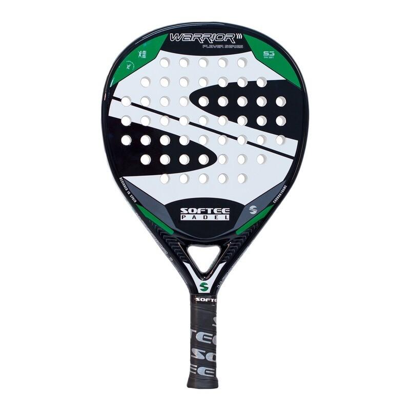 Padel Racket Softee Warrior Green