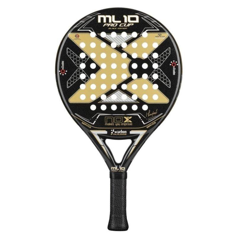 Padel racket Nox PRO CUP BLACK