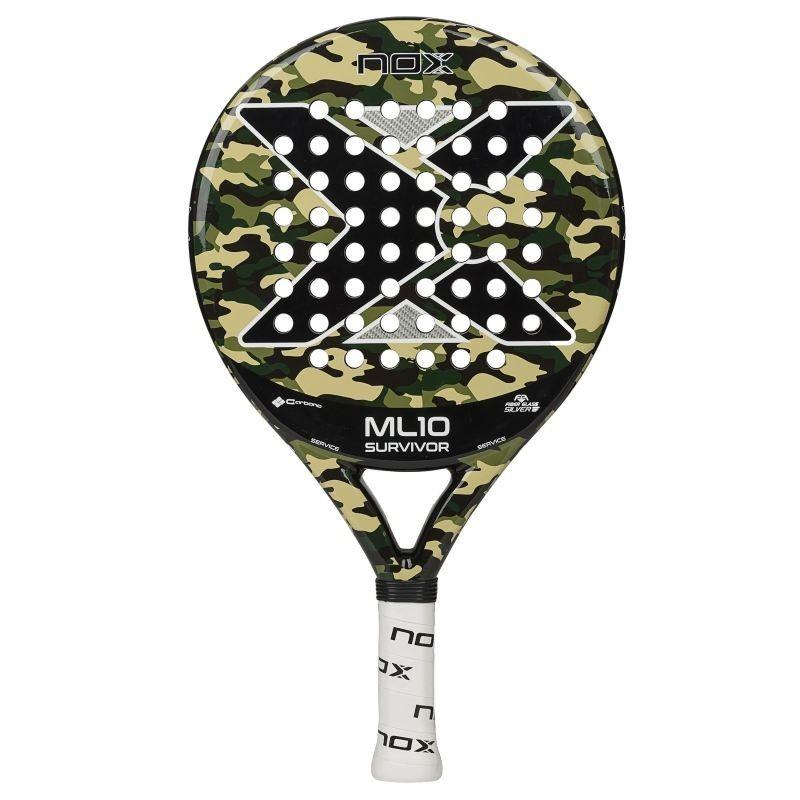 Padel Racket Nox ML10 PRO CUP SURVIVOR