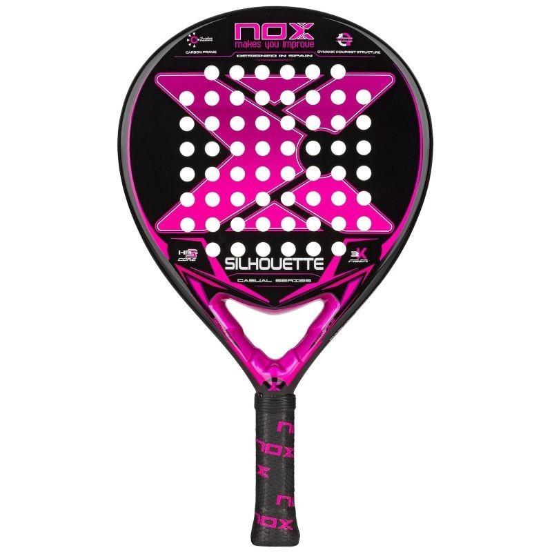Padel Racket Nox Silhoutte