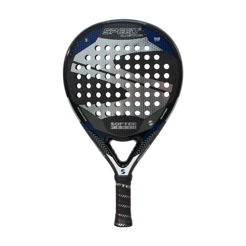 Padel Racket Softee Speed Blue Power