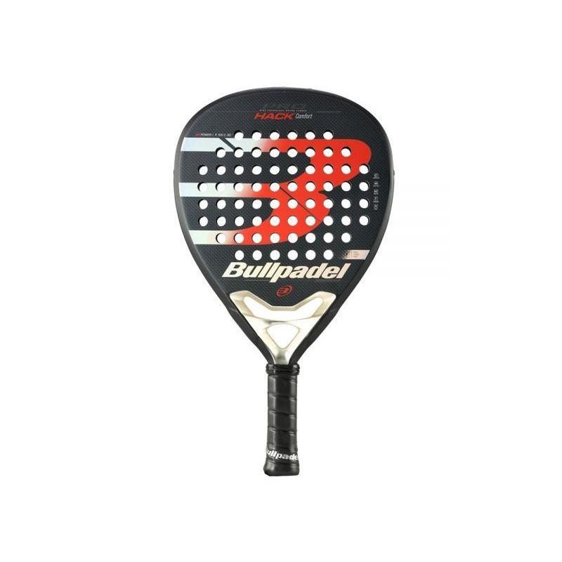 Padel racket Bullpadel Hack Comfort 20