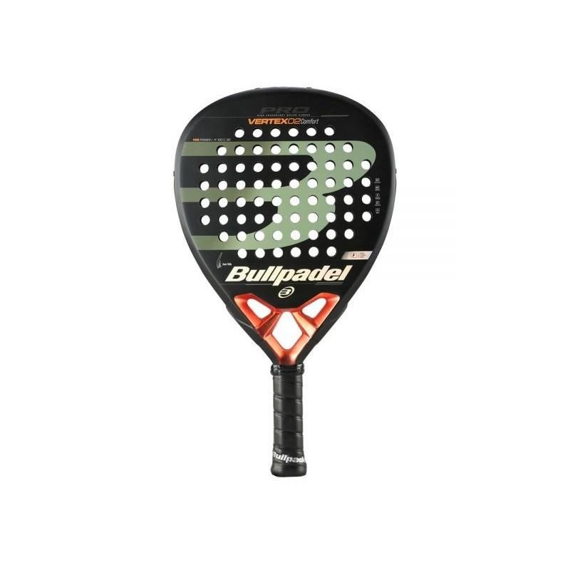 Padel racket Bullpadel VERTEX 2 COMFORT 20