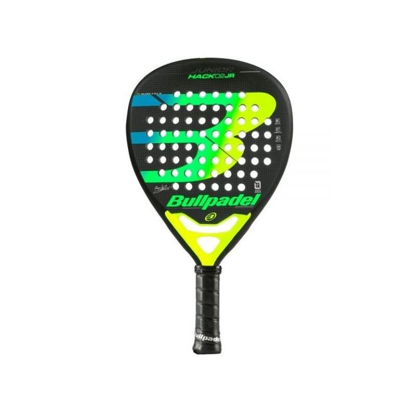 Padel racket Bullpadel HACK JR 20