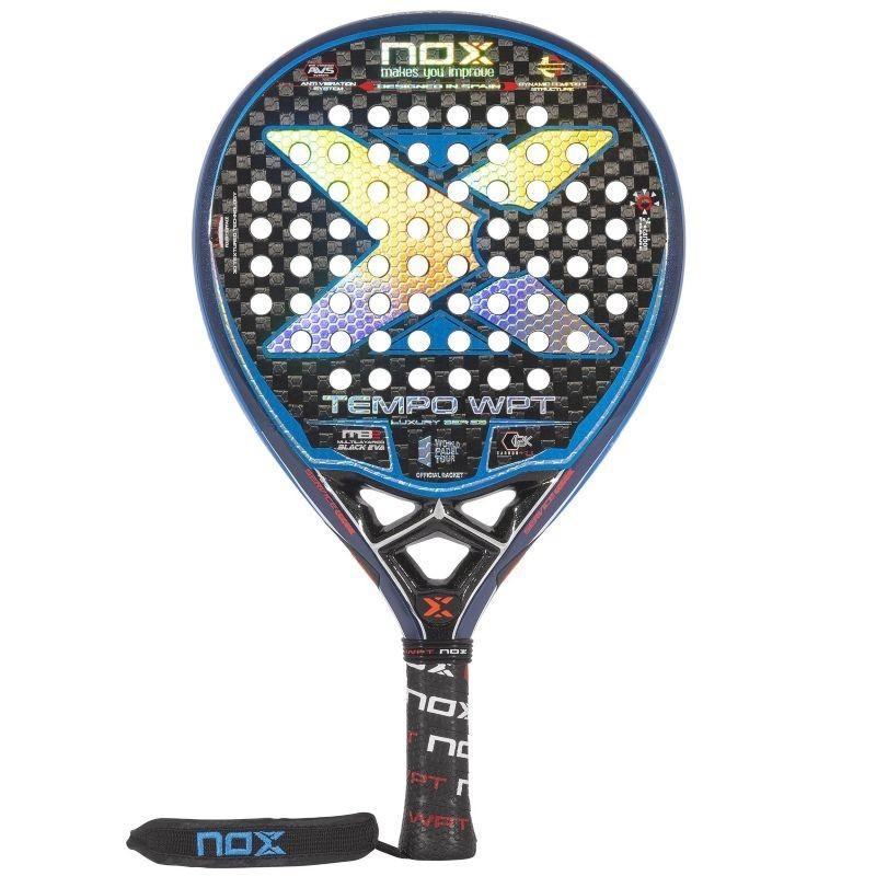 Padel racket Nox Tempo WPT 2021