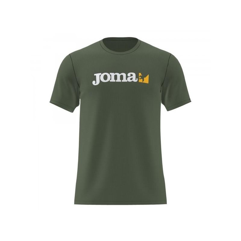 Camiseta Manga Corta Gamma Caqui
