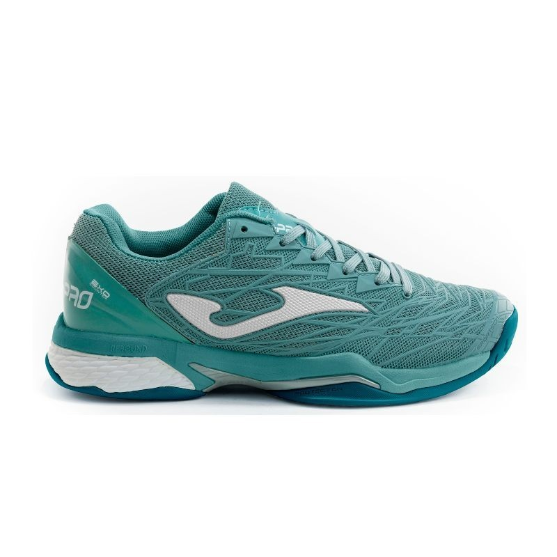 Padel shoe JOMA T.ACE PRO 2012 GREEN ALL