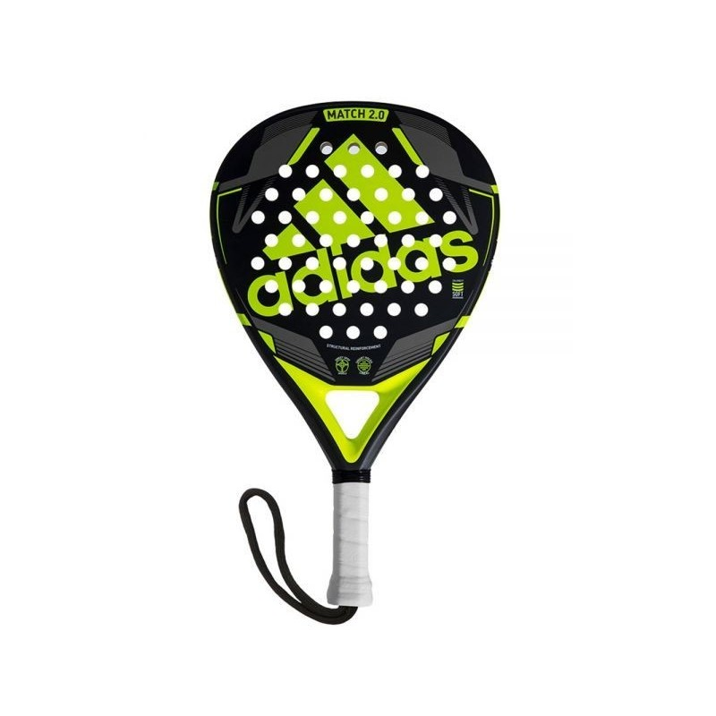 Padel tennis racket ADIDAS MATCH 2.0