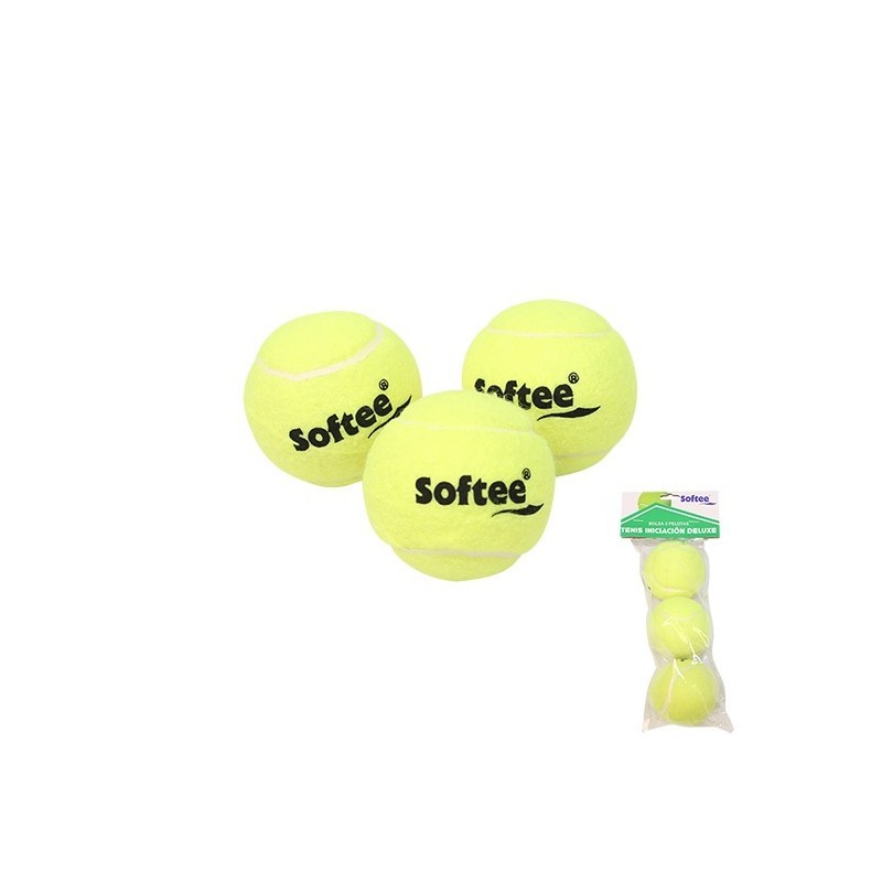 Deluxe Initiation Softee 3 Ball Bag