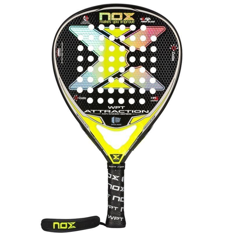 Padel racket Nox Attraction WPT 2021