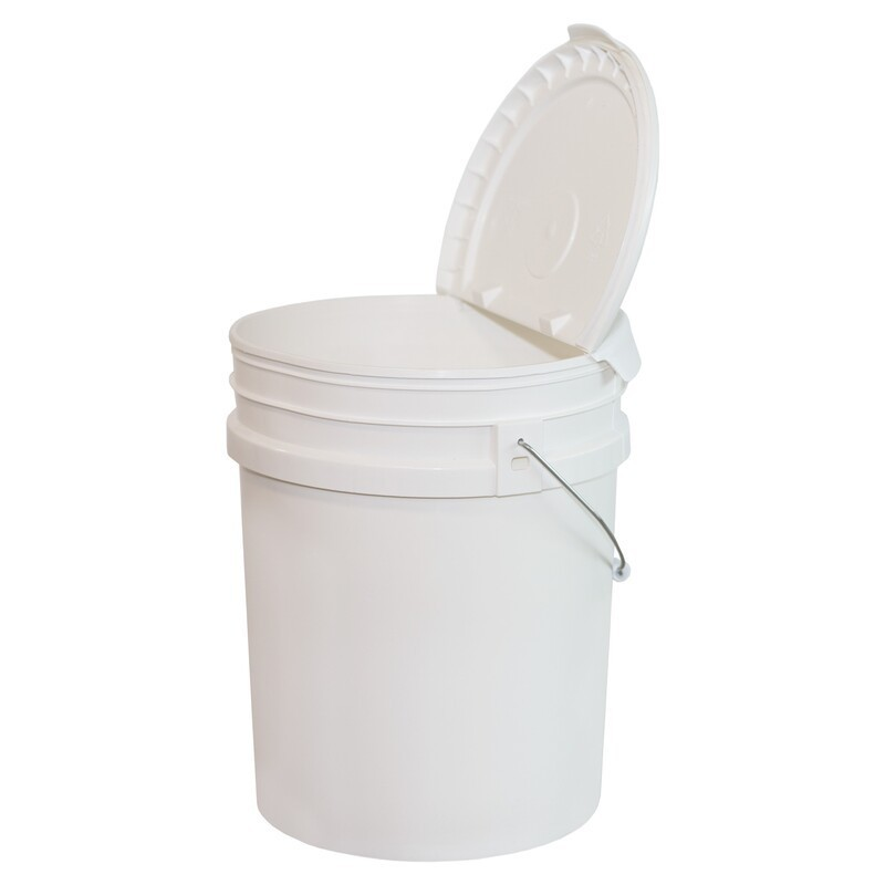 Softee Tennis Ball Bucket With Capacity For 72 Units