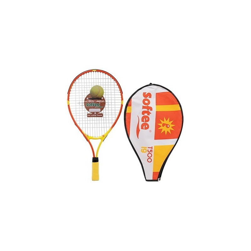 Raqueta Tenis Softee T500 Sweerpoint Jr 19