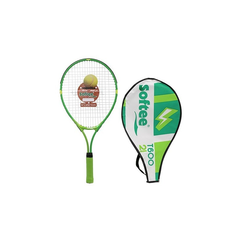 Raqueta Tenis Softee T600 Protouch Jr 21