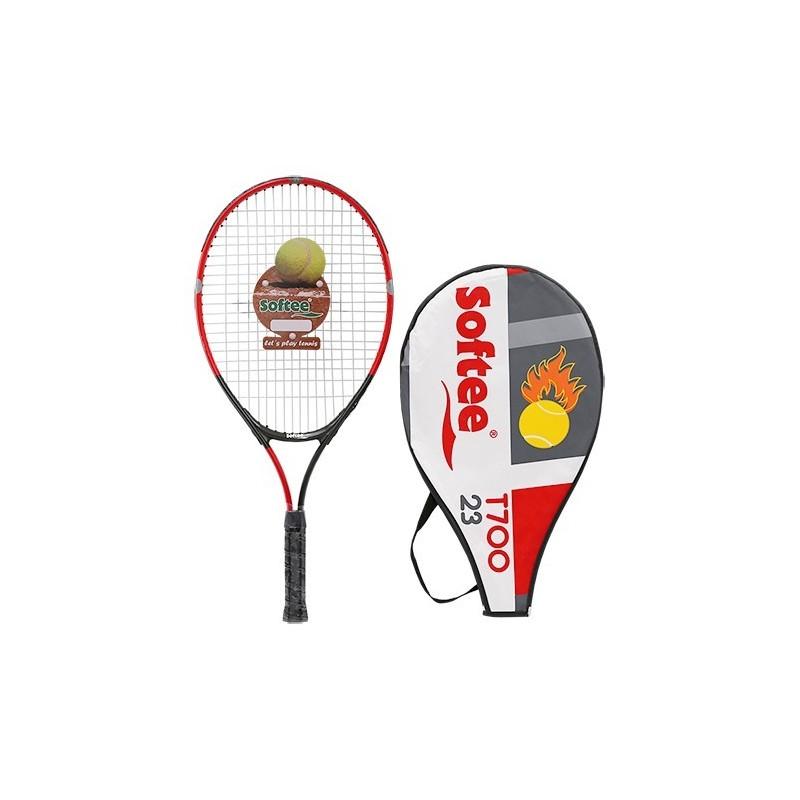 Raqueta Tenis Softee T700 Revenge Jr 23