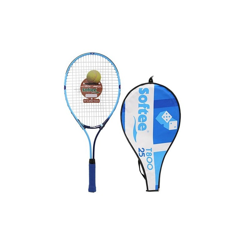 Raqueta Tenis Softee T800 Rowing Jr 25