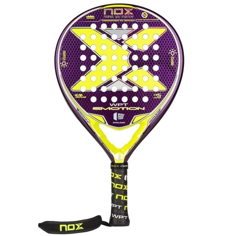 Padel racket Nox Emotion WPT