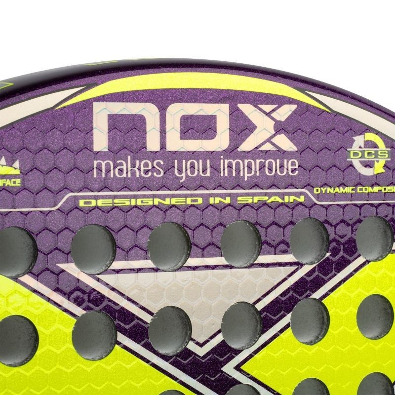Pádel Nox Emotion WPT