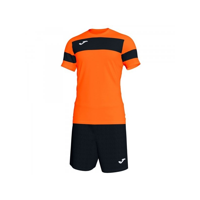 Set Academy Ii Orange-Black S/s