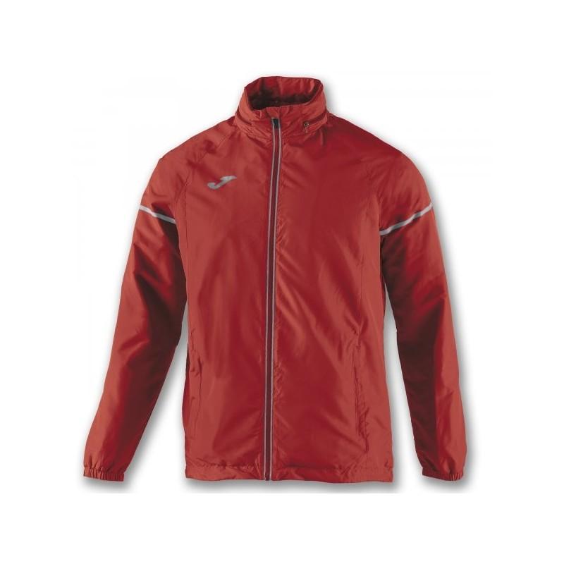 Raincoat Race Red