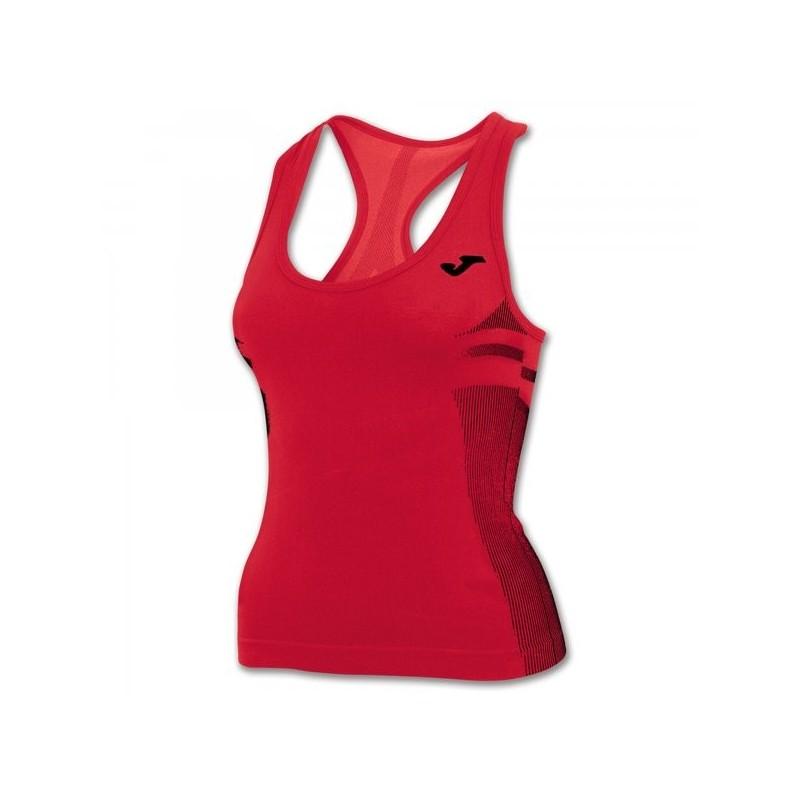 Camiseta Tirantes Brama Emotión JOMA Rojo