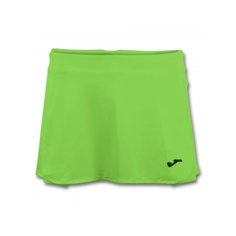 Falda Pantalon Open Ii Verde Fluor