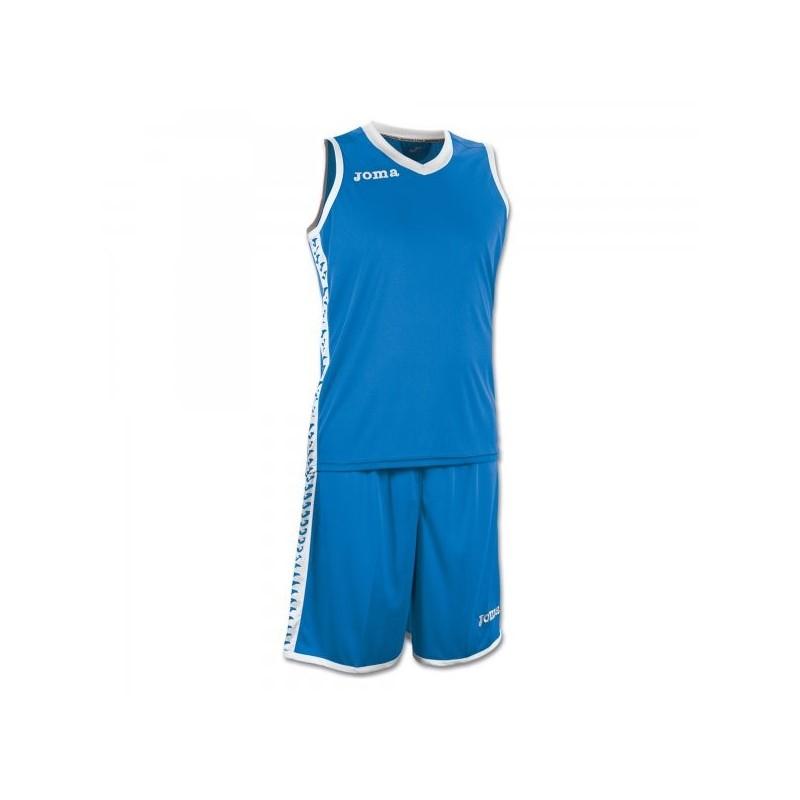 Maglia Pivot Blu + Completo Pantaloncino