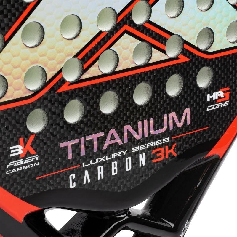 Pala Nox Titanium Carbon 3K