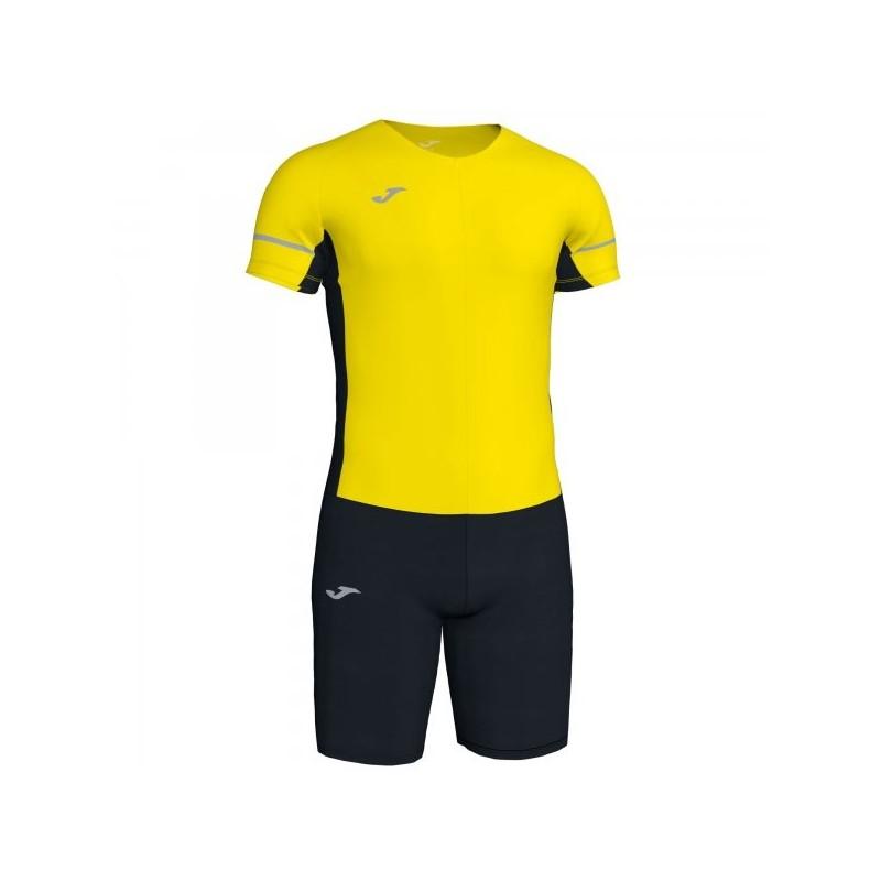 Body Atletica Giallo S/m