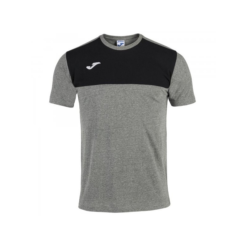 Winnter T-Shirt Melange-Black S / s