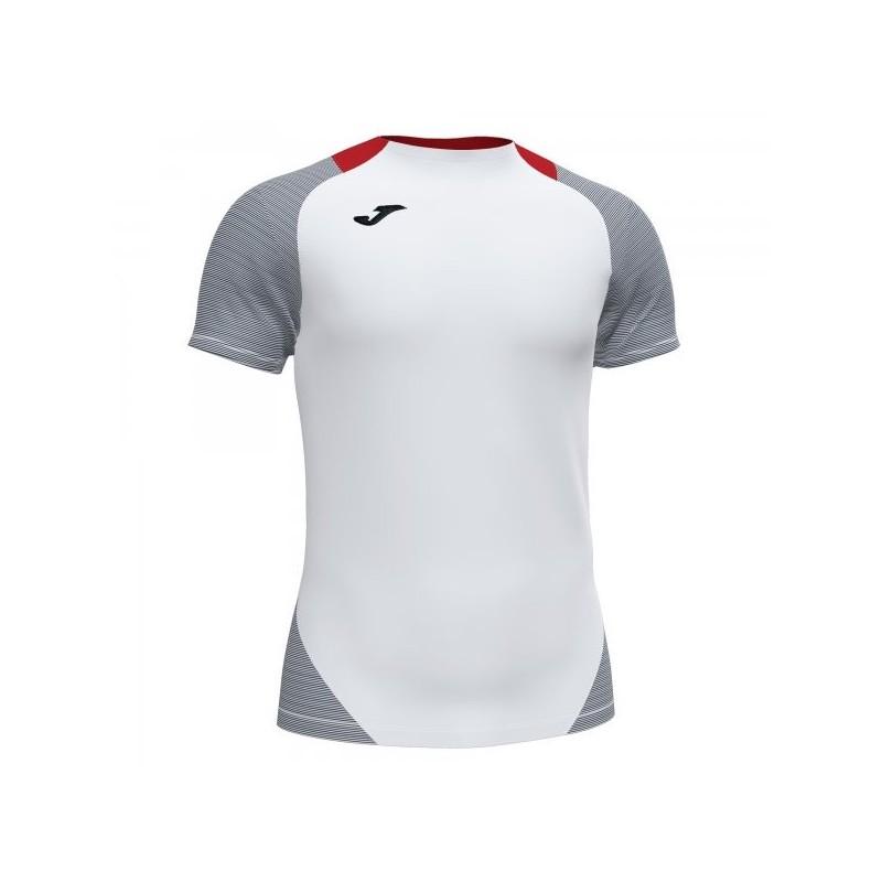 Essential Ii T-Shirt White-Dark Navy S/s