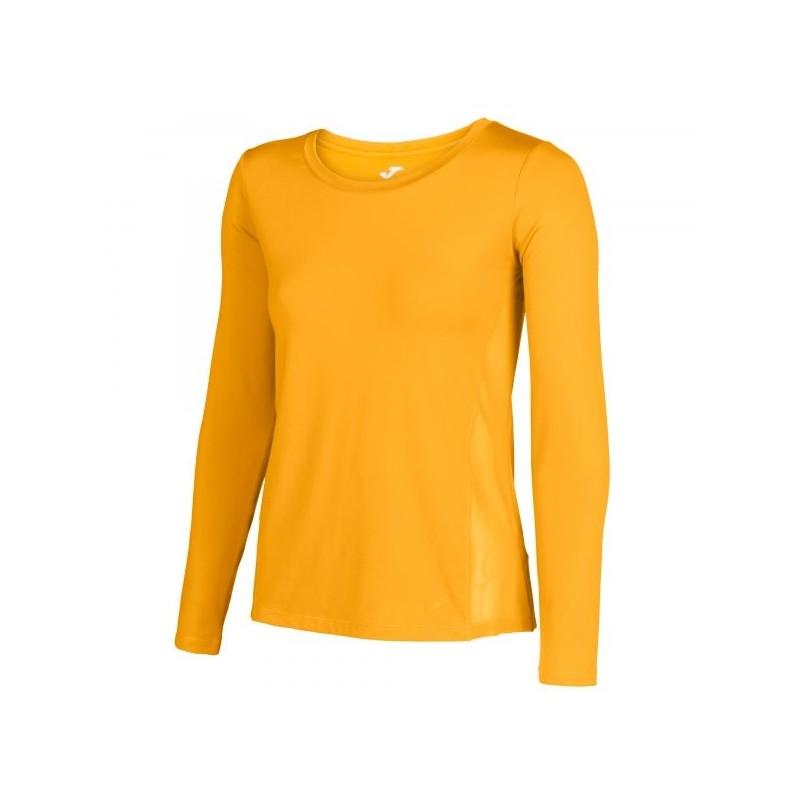 T-Shirt Electra Senape M/l Donna