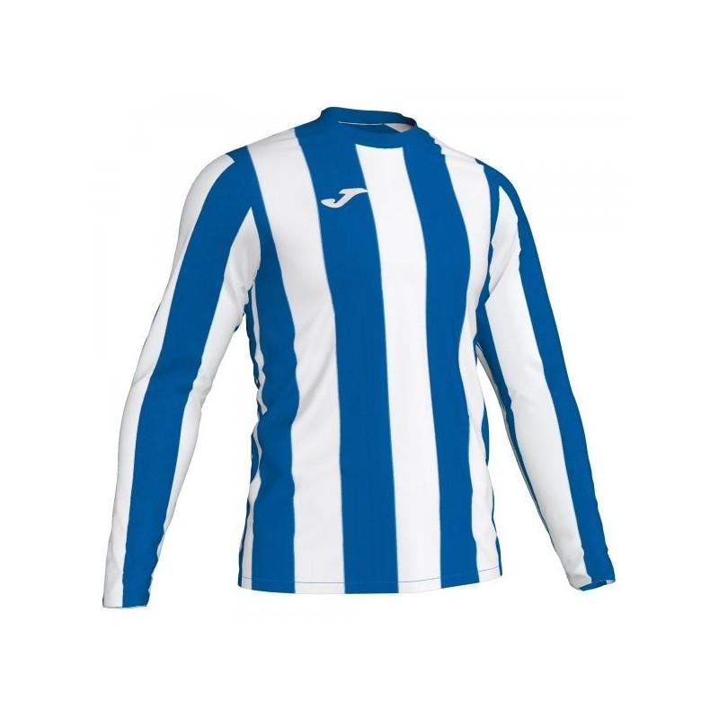 Inter T-Shirt Royal-White L/s