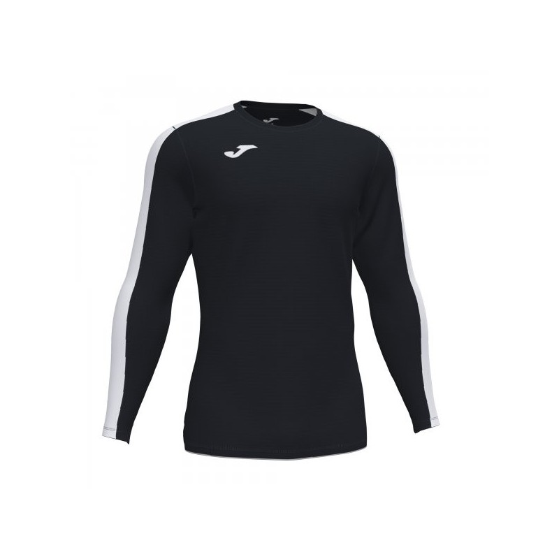 T-Shirt Academy Nero-Bianco M/L