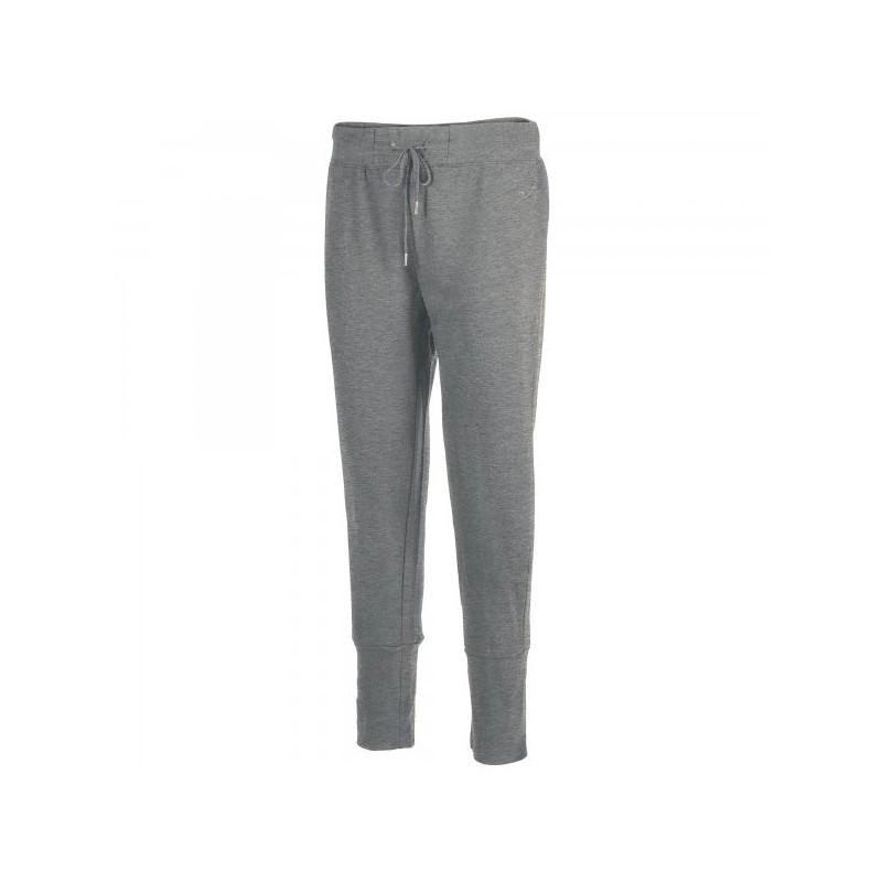 Long Combi Melange Pants Woman