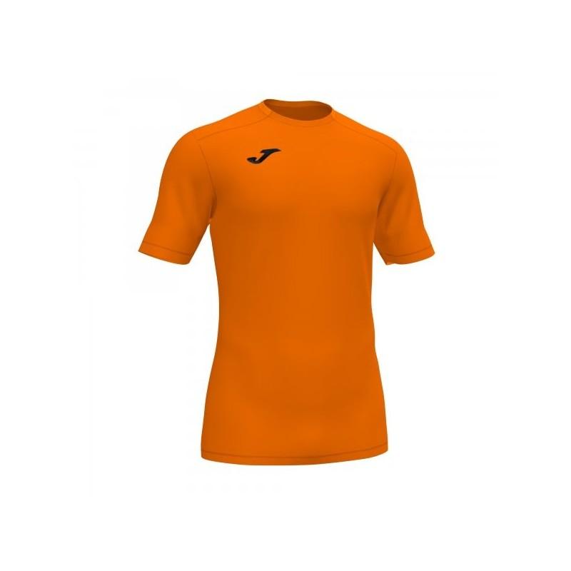 T-shirt manica corta Strong Arancione