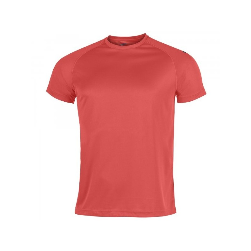 Eventos T-Shirt Coral Fluor S/s Pack 25