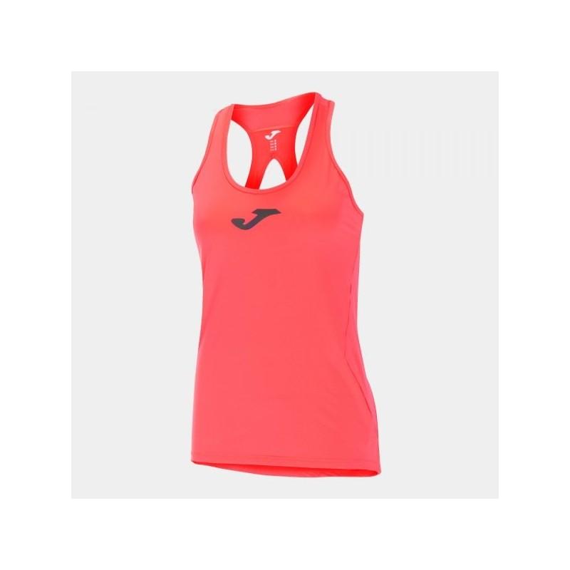 Xago T-Shirt Fuchsia Sleeveless