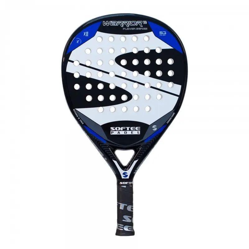 Padel Racket Softee Warrior Blue